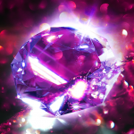 Diamond Wallpaper for Girls and Keyboard APK