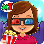 My Town : Cinema Movie Night Apk