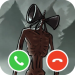Video Call from Siren Head APK
