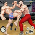Gym Fighting Game Mod Apk