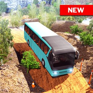 Hill Station Bus Driving Mod Apk