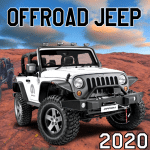 Offroad Jeep Game