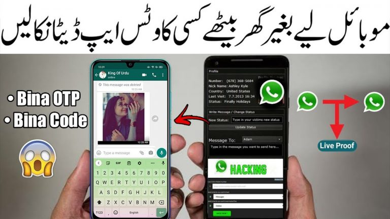 Get Anyone WhatsApp Chat and Call History - Apkfreetips