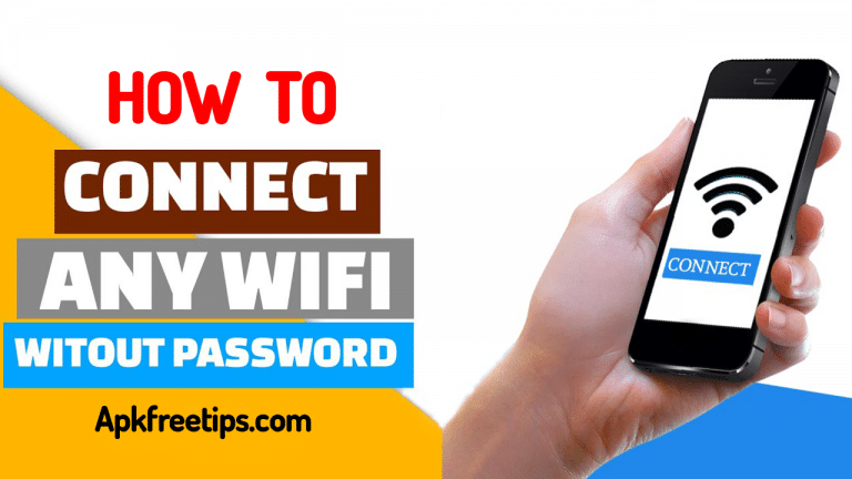 How To Connect Any WiFi Without Password